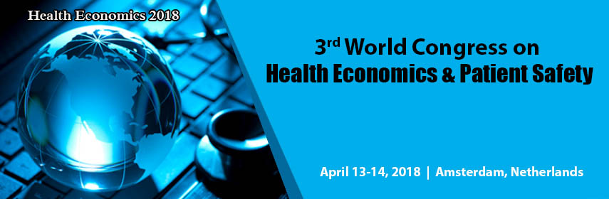 3rd World Congress on Health Economics & Patient Safety, Amsterdam, Bonaire, Netherlands