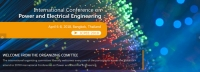 2018 International Conference on Power and Electrical Engineering (ICPEE 2018)