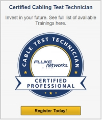Certified Cabling Test Technician Training Program