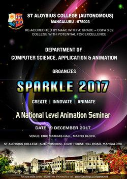 SPARKLE 2017, Dakshina Kannada, Karnataka, India