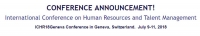 International Conference on Human Resources and Talent Management