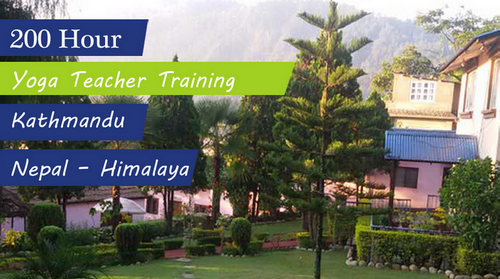 200 Hour Yoga Teacher Training in Nepal, Gairigaun, Sagarmatha, Nepal