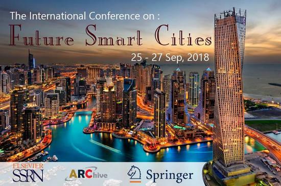 The International Conference On Future Smart Cities, Bibliotheca Alexandrina, Alexandria, Egypt