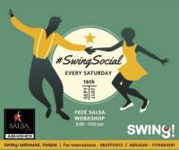 Swing Social - Free Salsa Workshop