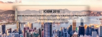 2018 5th International Conference on Innovations in Business and Management (ICIBM 2018)