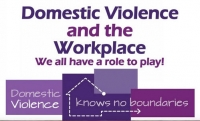 Domestic Violence and The Workplace: Everybody's Business