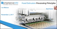 Principles of Food Extrusion Processing