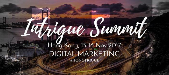 Salesgasm's Intrigue Summit Hong Kong, Kowloon, Hong Kong