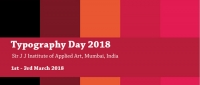 Typographyday 2018- Poster Design Competition