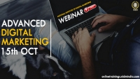 Webinar On Advance Digital Marketing