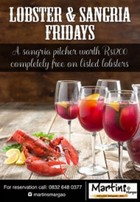 Lobsters & Sangria