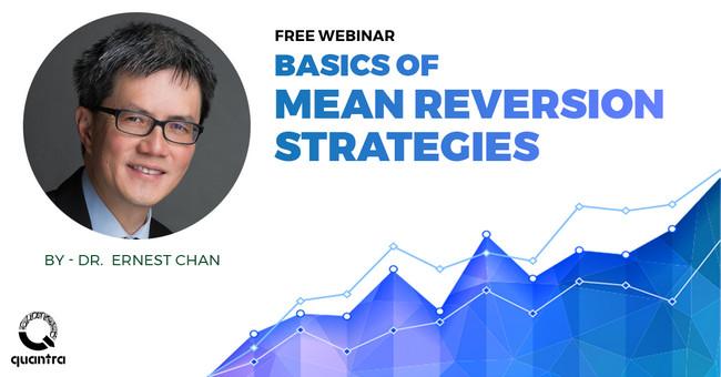 Webinar on Basics of Mean Reversion Strategies, Mumbai, Maharashtra, India