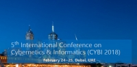 5th International Conference on Cybernetics & Informatics (CYBI 2018)
