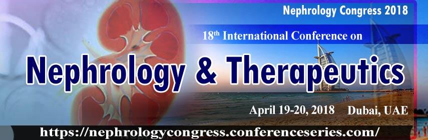18th International Conference on Nephrology & Therapeutics, Dubai, United Arab Emirates