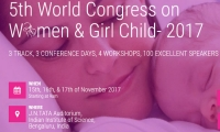 CME Medical Conference | 5th World Congress on Women & Girl Child-2017