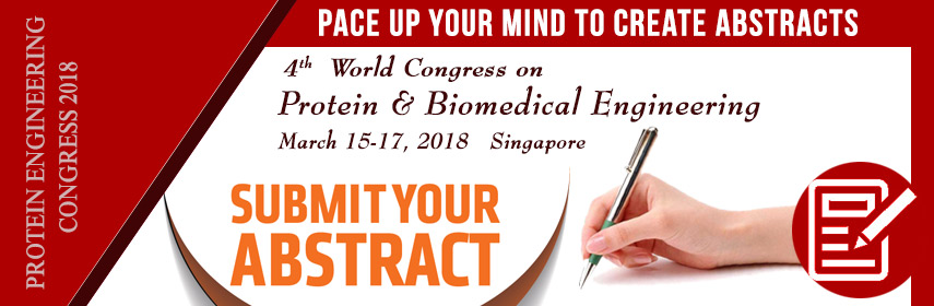 4th World Congress on Protein & Biomedical Engineering, Central, Singapore