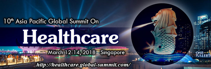 Healthcare Asia Pacific 2018, North East, Singapore