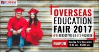 Overseas Education Fair 2017 on 5th Nov at Hotel Hyatt