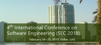 4th International Conference on Software Engineering (SEC 2018)