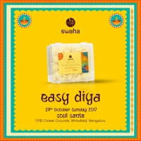 Easy Diya at Sunday Soul Sante