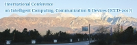 3Th International Conference on Intelligent Computing, Communication & Devices (ICCD-2017)