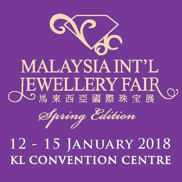 Malaysia International Jewellery Fair – Spring Edition (MIJF SE) 2018, Kuala Lumpur, Malaysia