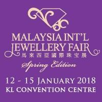 Malaysia International Jewellery Fair – Spring Edition (MIJF SE) 2018