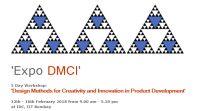 Expo DMCI-'Design Methods for Creativity and Innovation in Product Development'
