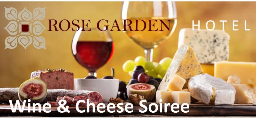 Wine & Cheese Soiree, Yangon, Myanmar