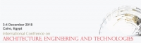 International Conference on: Engineering, Architecture and Technology