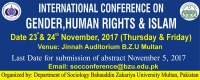 International Conference on Gender, Human Rights & Islam