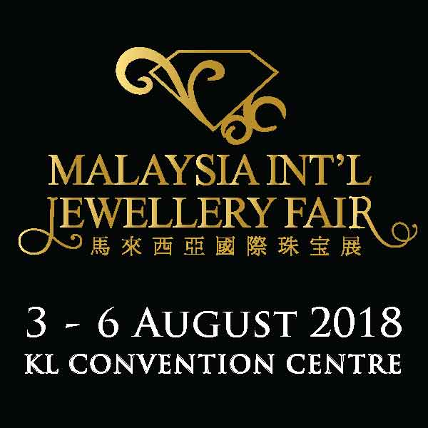 Malaysia International Jewellery Fair (MIJF) 2018, Kuala Lumpur, Malaysia