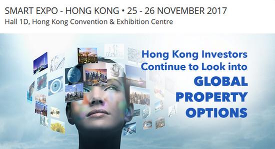 SMART Investment & International Property Expo, Hong Kong