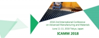2018 2nd International Conference on Advanced Manufacturing and Materials (ICAMM 2018)