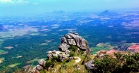 Step to the Top of Gigantic rocks of Ramakkalmedu: The Wind valley