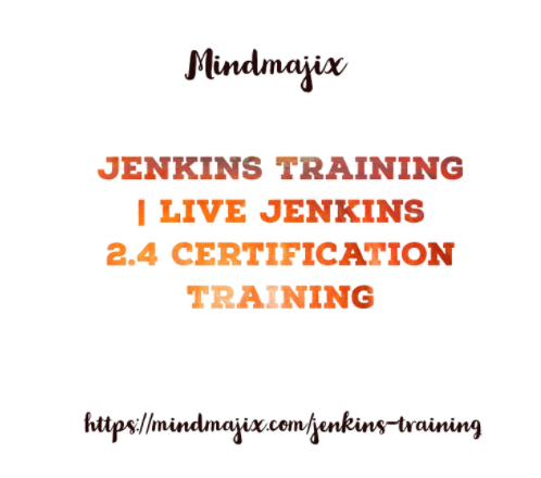 Jenkins Training | Live Jenkins 2.4 Certification Training - Mindmajix, New York, United States