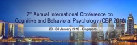 7th Annual International Conference on Cognitive and Behavioral Psychology – CBP 2018