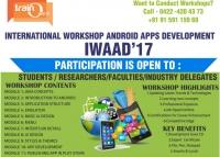 International Workshop on Android Application Development IWAAD'17