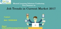 Job Trends in Current Market 2017