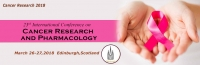 23rd International Conference on Cancer Research & Pharmacology