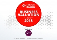 Business Valuation Summit, Jan 2018 | Bengaluru