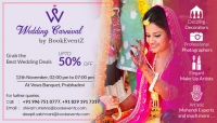 WEDDING CARNIVAL - The Biggest Wedding Vendors Sale