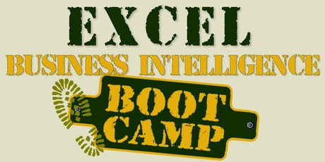 Business Intelligence with Excel - 3 Hour Virtual Boot Camp, Denver, Colorado, United States