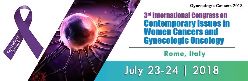 Gynecologic Cancers 2018, Rome, Italy