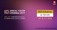 Catch W2S Solutions at TiECON Chennai 2017