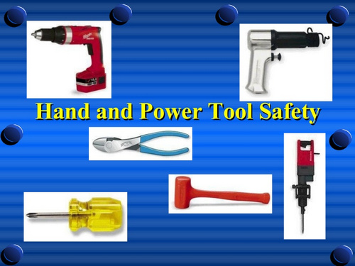 Hand Tool Safety, Denver, Colorado, United States