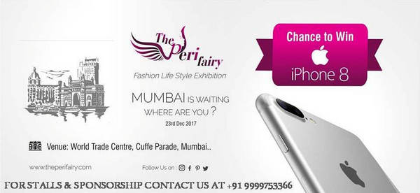 The Peri Fairy Fashion & Lifestyle Exhibition, Mumbai, Maharashtra, India