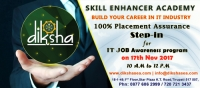 Free IT Job Awareness Program @Diksha  Skill Enhancer  Academy