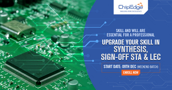 Course on Synthesis , Sign-Off STA & LEC course, Bangalore, Karnataka, India