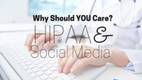 HIPAA and social media violations of HIPAA's privacy requirements